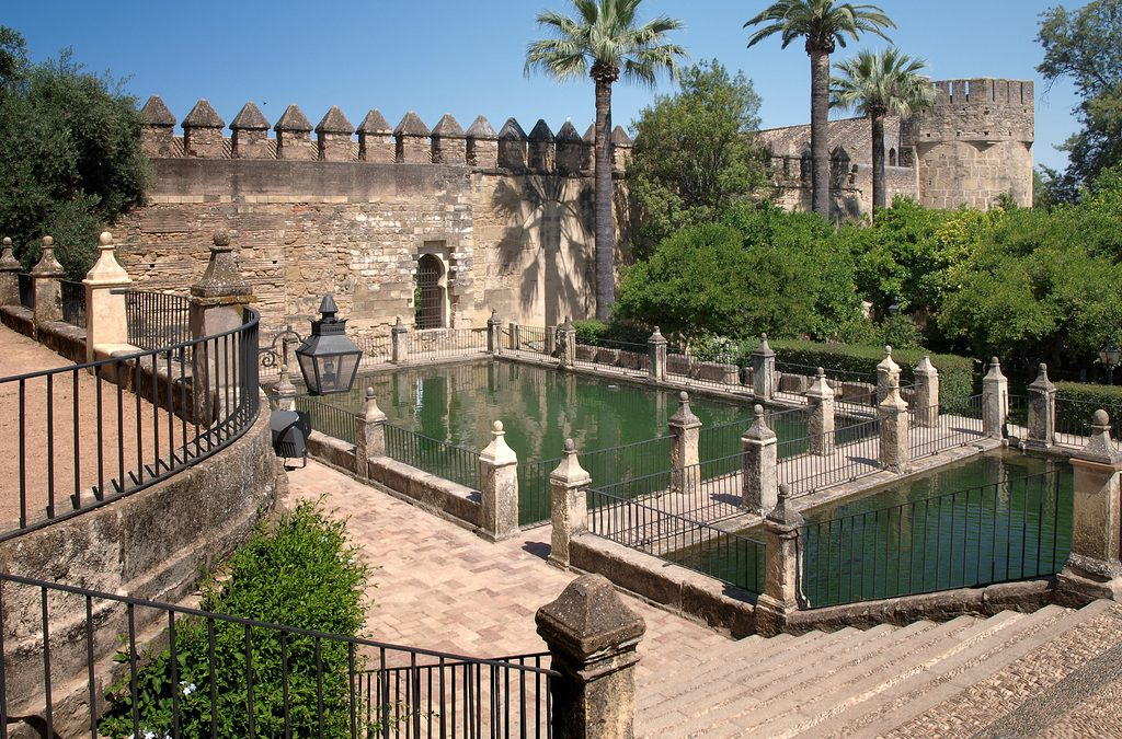 Visitar Alcázar de los Reyes Cristianos Córdoba