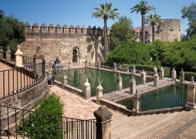 Visitar Alcazar de los Reyes Cristianos Córdoba - Monumentos de Córdoba