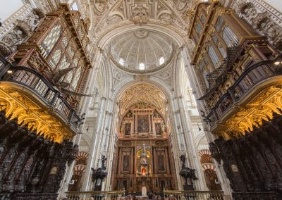 Spain Cordoba World Heritage Mezquita Architecture